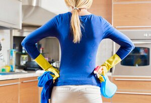 Топ 5 грязных мест в нашем доме или где больше микробов