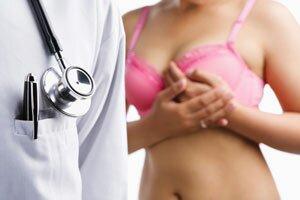 Выбор метода исследования молочной железы