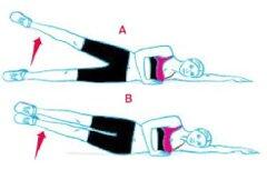 Как добиться плоского живота. Специальный комплекс упражнений